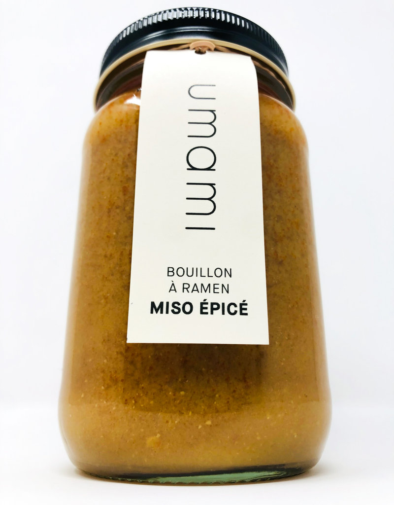 Restaurant Umami - Umami Épicerie Bouillon ramen - Miso épicé
