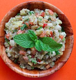 Trip de bouffe Salade d'aubergine (250 ml)