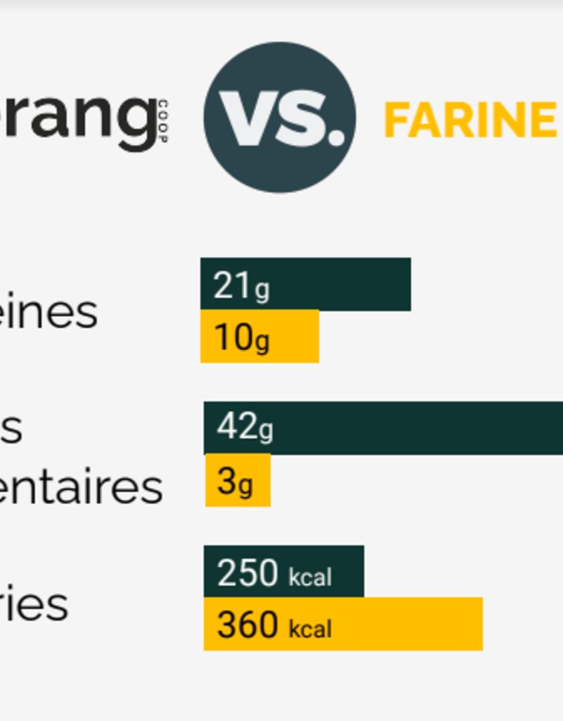 Coopérative Boomerang Farine boomerang (325 gr et 900 gr)