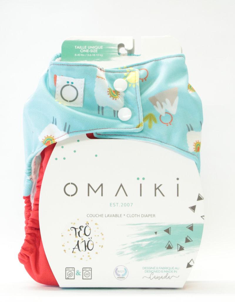 Omaïki Couche lavable - TEO