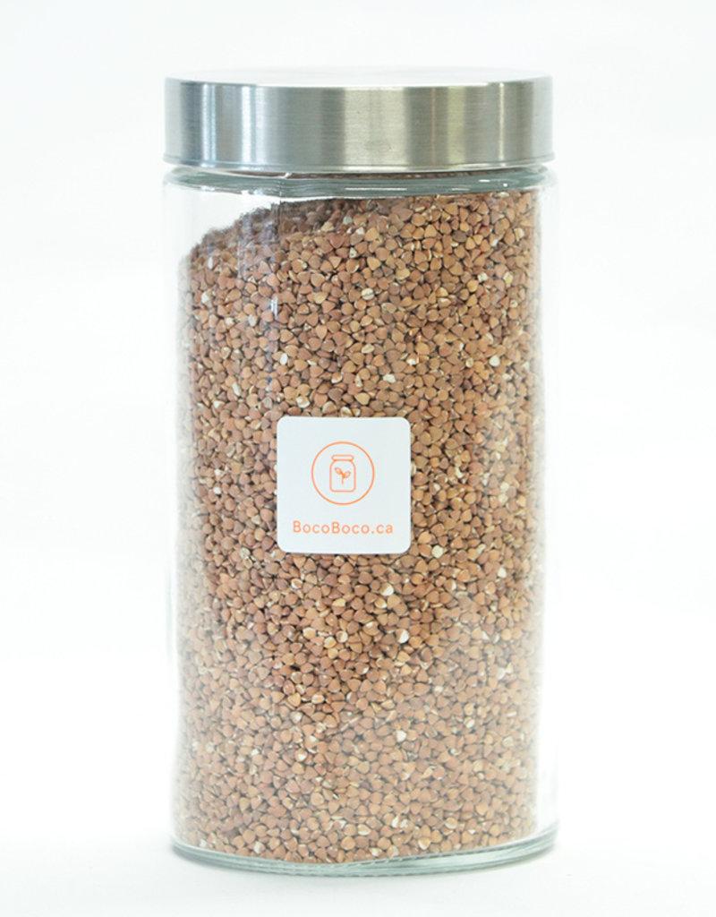 Genesis food Sarrasin grillée