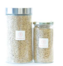 Genesis food Riz basmati brun Biologique (525 gr et 1.3kg)