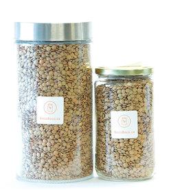 Genesis food Lentilles vertes (600gr et 1500 gr)
