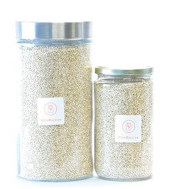 Genesis food Quinoa blanc royal - Biologique (550gr et 1,4kg)