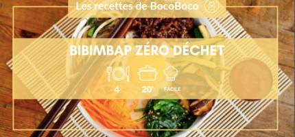 La recette de la semaine : le bibimbap