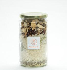 Boco-logique - par BocoBoco Risotto aux shitakés - bocal express - à préparer (4-6 portions)