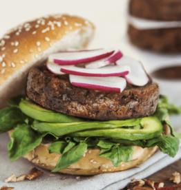 aliments racine Végé burger au paprika fumé  (200 gr - congelé)