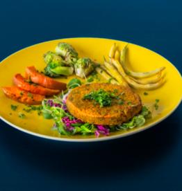 aliments racine Galettes aux patates douces et Garam Masala  (200 gr - congelé)