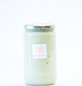 A Les Sens Ciel Soupe froide de concombre et menthe (750 ml)