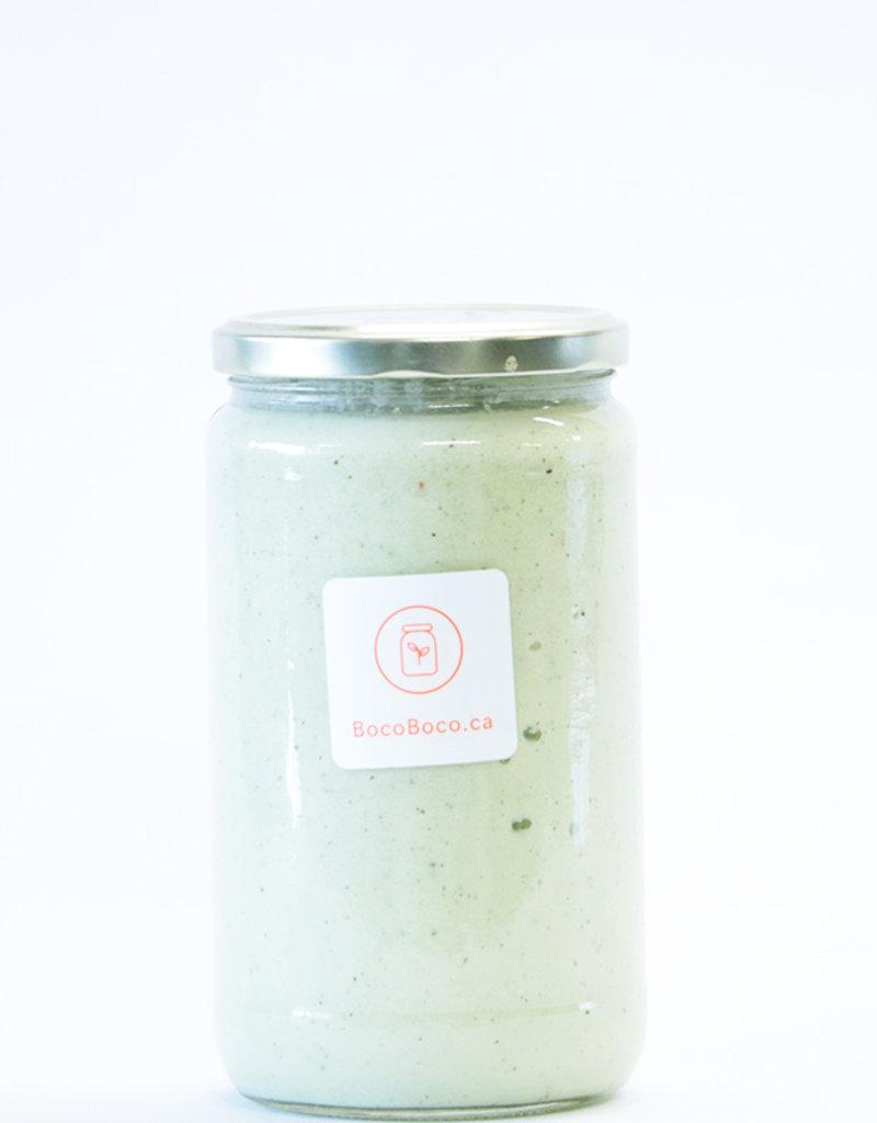 Pâtisserie A Les Sens Ciel Soupe froide de concombre et menthe (750 ml)