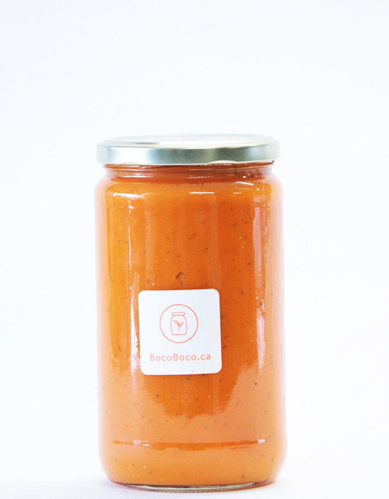 A Les Sens Ciel Soupe froide de carottes agrumes (750 ml)