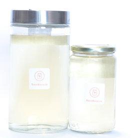 Pure Bio - Je suis pure - Produits nettoyants ménagers et corporels Savon à main et corps - Inodore (750 ml et 1500 ml)