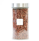 Les Fermes Valens Maïs à éclater rouge- Biologique (575 gr et 1.5 kg)