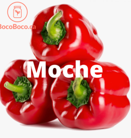 BocoBoco - maître fruitier Poivron rouge Moche - Biologique (à l'unité)