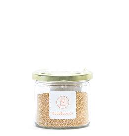 Épices Dion Graines de moutarde 125 gr