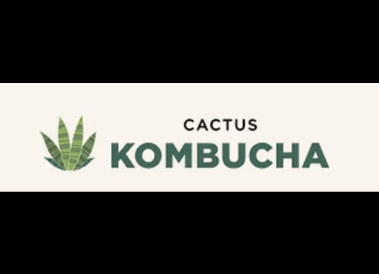 Cactus Kombucha