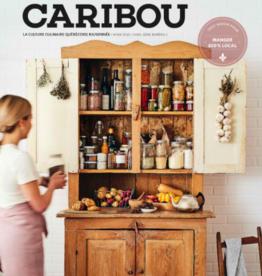 Caribou magazine Magazine Caribou - manger 100% local