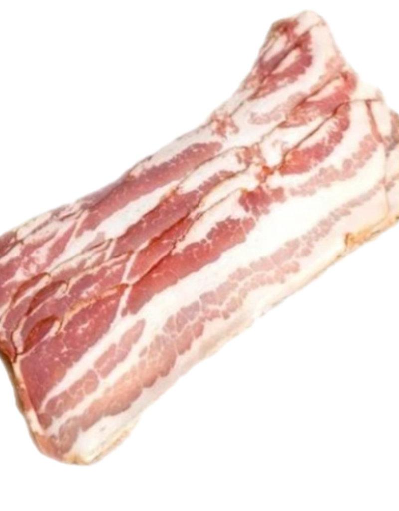 Fermes Valens Bacon biologique (125 gr) - congelé