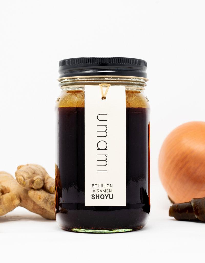 Restaurant Umami - Umami Épicerie Bouillon ramen - Shoyu