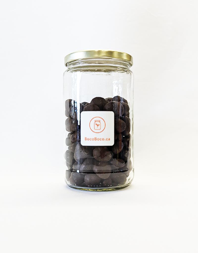 Umano Canneberges au chocolat équitable et biologique
