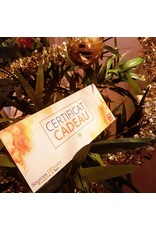 Certificats Cadeaux 100$