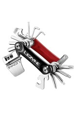 Lezyne RAP 20AL, Multi-tools, Red