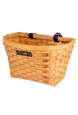 EVO E-Cargo Wood Classic, Front basket