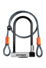 Kryptonite KRYPTOLOK STD & FLEX CABLE 4 'AV / SUPPORT F-FRAME