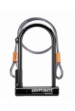 Kryptonite KEEPER 12 STD w / 4 'CABLE FLEX