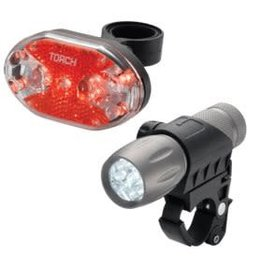Torch CYCLE LIGHT SET, High Beamer,