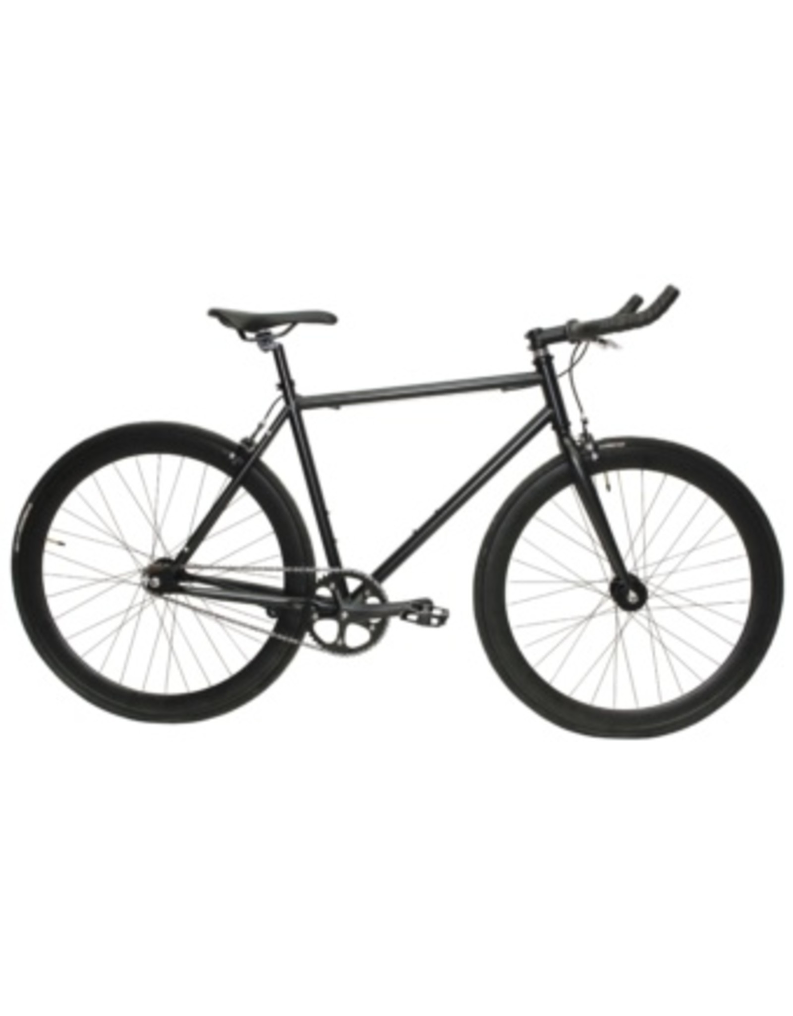 DCO Fixie / Single Speed ​​Bike - DCO 1 Speed ​​Bike Bull