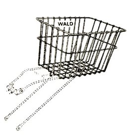 WALD Chrome Rear Basket