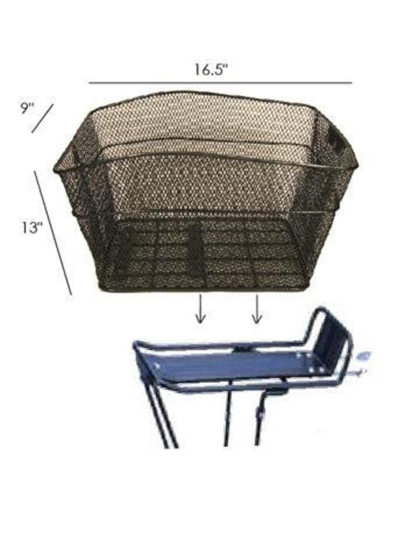WALD Rear Basket