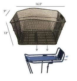WALD Rear Basket