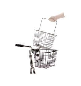 WALD Detachable Front Basket