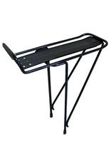 Damco Black alloy luggage rack