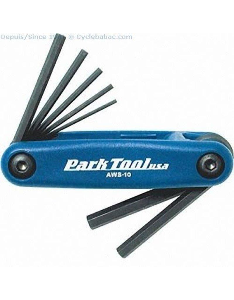Park tool Cles allen 1.5 a 6mm AWS-10C