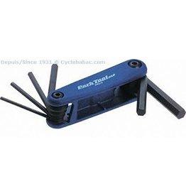 Park tool Allen keys 3 to 10mm AWS-11C