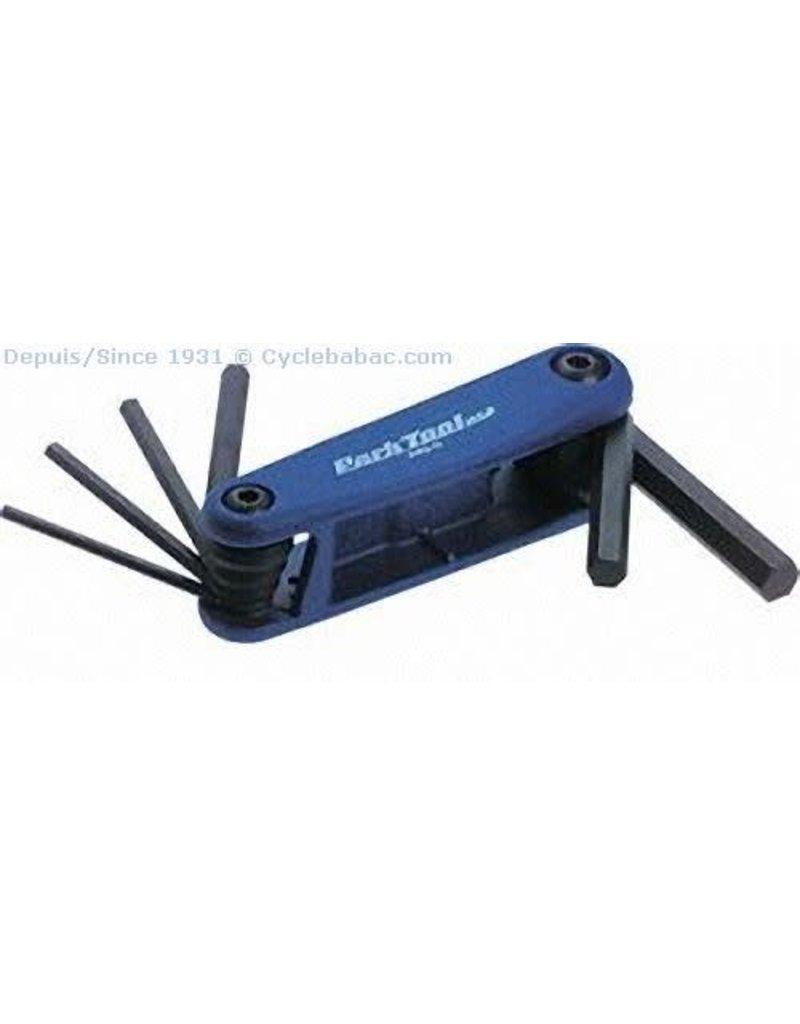 Park tool Cles allen 3 a 10mm AWS-11C