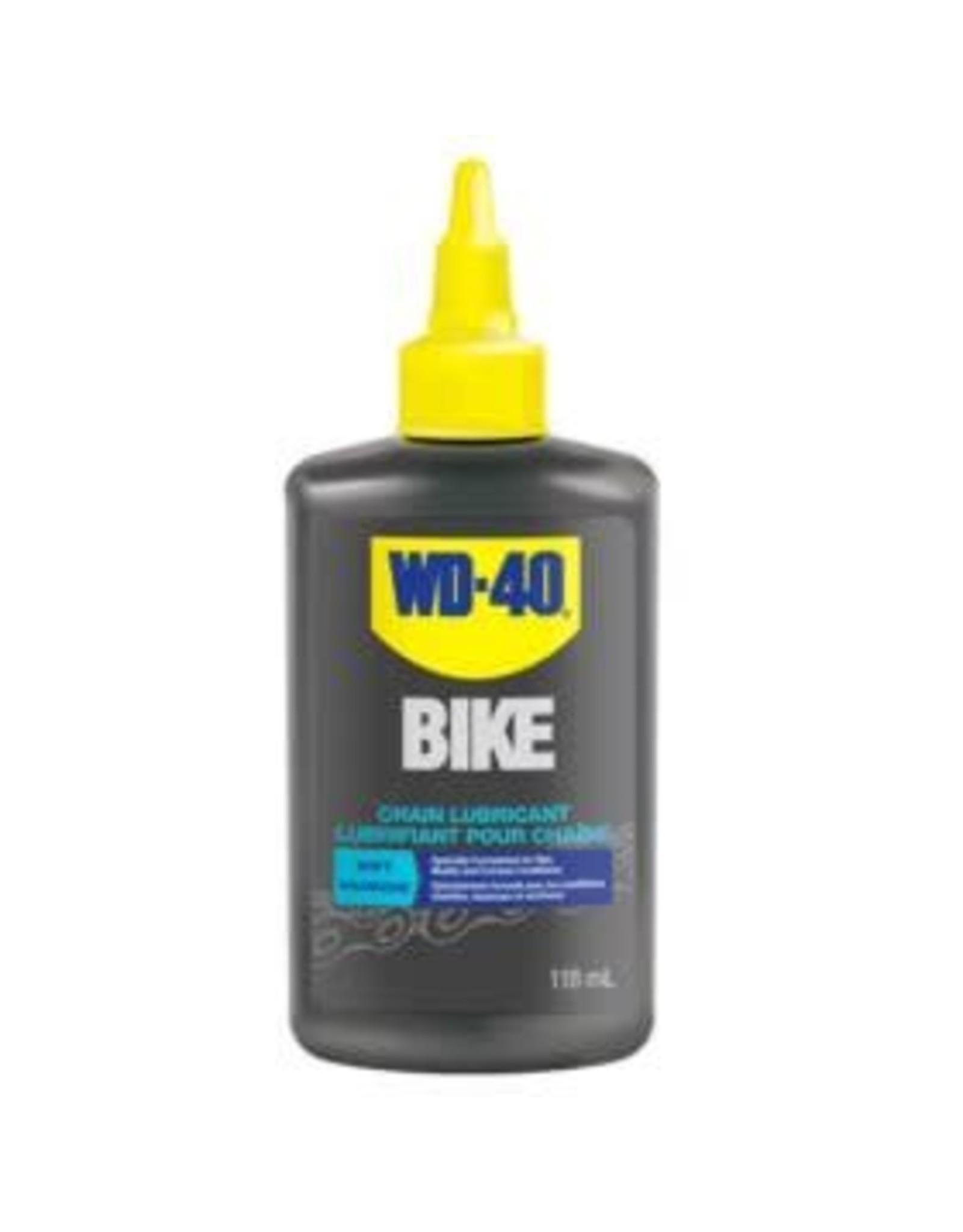 WD-40 Bike Lubrifiant à Chaîne - Wet