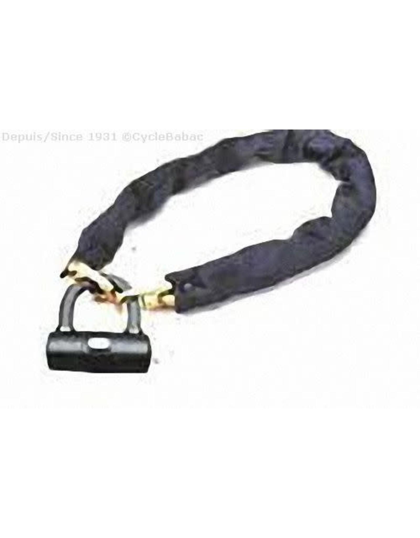 Securex Chaîne avec Mini U Lock