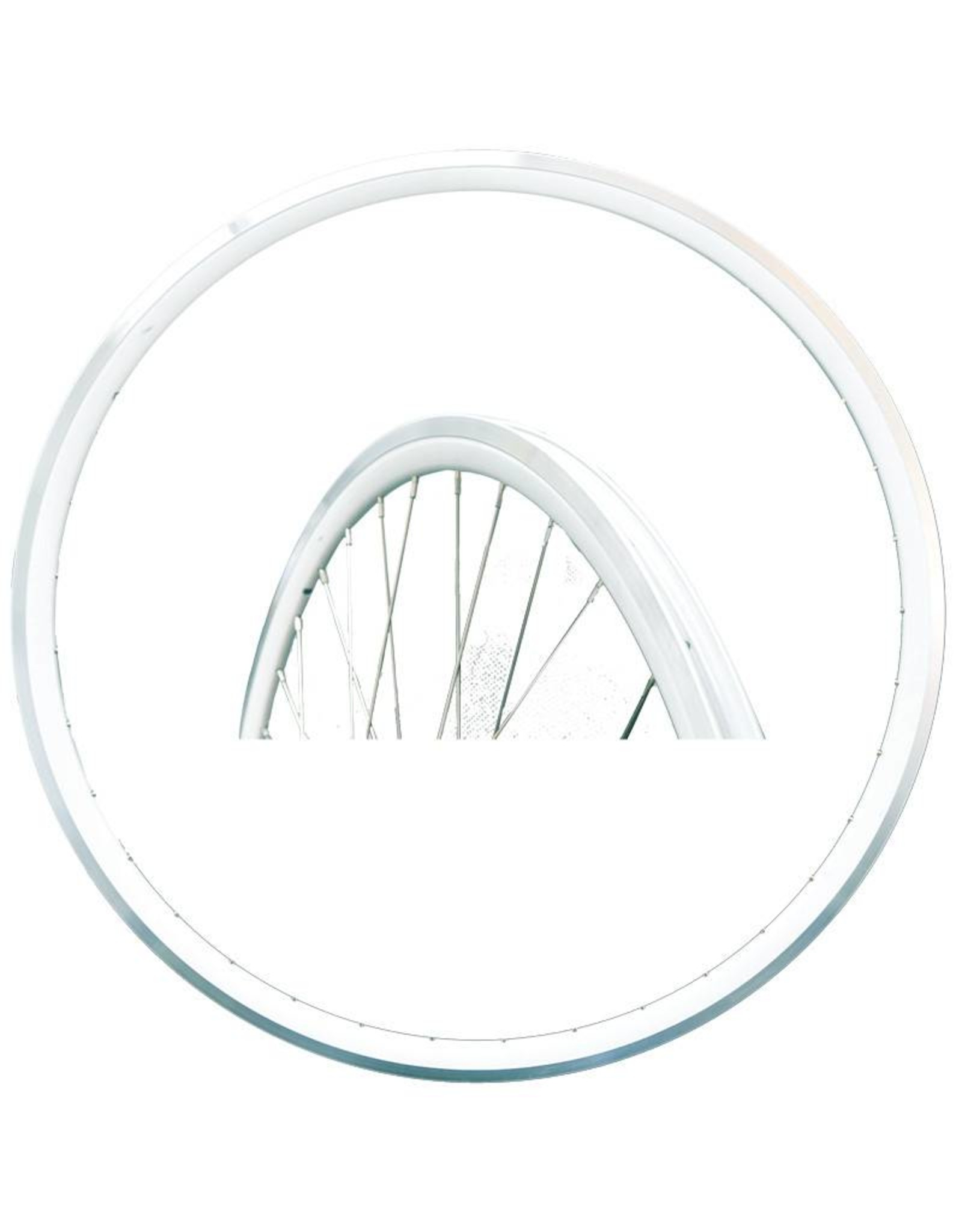 Damco FLIP FLOP Fixed Rear Wheel White