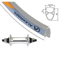 Alex Rim Roue AV Hybride 700 G-6000 Argent