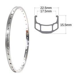 SUN RIMS Front wheel 27x1-1 / 4 CR18 Nut