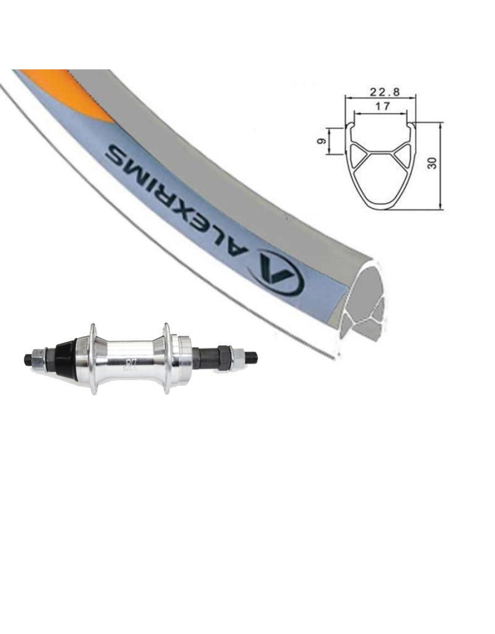 ALEXRIMS 700 G6000 FW Hybrid Rear Wheel Silver