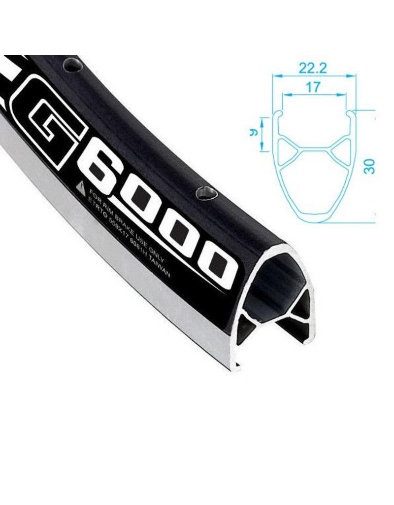 Alex Rim Roue AR hybride 700 G-6000 FW Noire