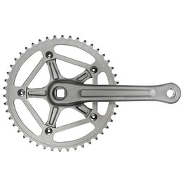 ProWheel Simple Crankset Silver