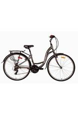 Minelli Vélo de Ville - MINELLI Commuter Gris/Blanc (2019)