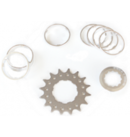 "Bike Attitude Kit de conversion 1/2 ""x 3/32"""