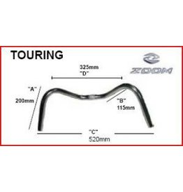 Guidon Touring Alliage